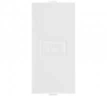 Roma White Roma White, Blank  Plate Single  - Features, Specifications - Support Module Online India - Anchor by Panasonic