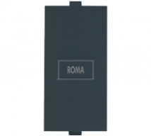 Roma Roma Black, Blank  Plate Single  - Features, Specifications - Support Module Online India - Anchor by Panasonic