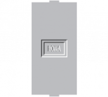 Roma Roma Silver, Blank  Plate Single  - Features, Specifications - Support Module Online India - Anchor by Panasonic