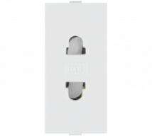 Roma Roma White, 6A, URO 2 Pin Socket - Features, Specifications - Sockets Online India - Anchor by Panasonic