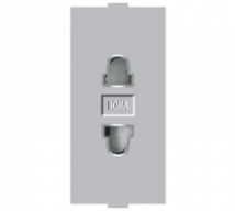 Roma Silver Roma Silver, 6A, URO 2 Pin Socket Features, Specifications - Sockets Online India - Panasonic Life Solutions India