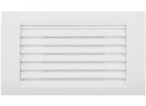 Roma White  Roma White, Foot Lamp (Louvres)With 4M box & Tresa Cover - Features, Specifications - Hospitality Range Online India - Anchor by Panasonic