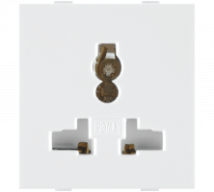 Roma Roma White 13A, 10A & 6A Combi Socket For All Pins Features, Specifications - Sockets Online India - Panasonic Life Solutions India