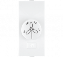 Roma Roma White, Fan Step Regulator Tiny EME 100W - Features, Specifications - Fan Regulators and Dimmers Online India - Anchor by Panasonic