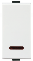 Roma Roma Plus, 10AX, 1 Way Switch with LED indicator, 1M - Features, Specifications - Switches Online India - Anchor by Panasonic