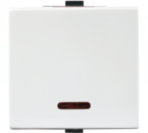 Roma Roma Plus, 20A, 1 Way Switch with LED indicator, 2MFeatures, Specifications - Switches Online India - Anchor by Panasonic