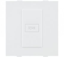 Roma White Roma White, Blank Plate Dura - Features, Specifications - Support Module Online India - Anchor by Panasonic