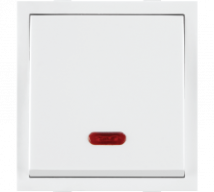 Roma Roma White, 10AX, 1 Way Dura Switch With Neon Features, Specifications - ROMA CLASSIC SWITCHES Online India - Panasonic Life Solutions India