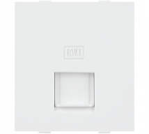 Roma White Roma White, Computer Sockets - Features, Specifications - Support Module Online India - Anchor by Panasonic