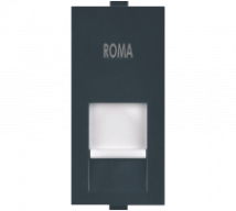 Roma Black Roma Black, RJ 45 Receptor Features, Specifications - Support Module Online India - Panasonic Life Solutions India