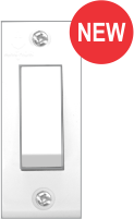 Penta 6A, 1Way Switch ,Deluxe(IP20) Features, Specifications - Switches Online India - Panasonic Life Solutions India