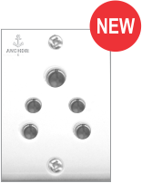 Penta 6A, 2-in-1 Socket(IP20) - Features, Specifications - Socket Online India - Anchor by Panasonic