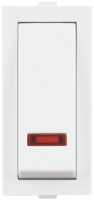 Rider 1 Way Slim  Switch with indicator Features, Specifications - Switches Online India - Panasonic Life Solutions India