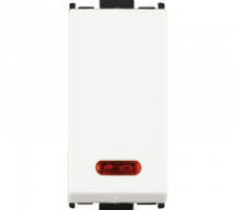 Woods 10AX 1 Way Switch with Indicator Features, Specifications - Switches Online India - Panasonic Life Solutions India