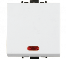 Woods 20A 1Way Switch Indicator Large - Features, Specifications - Switches Online India - Anchor by Panasonic