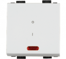 Woods 32A D.P. Main Switch With Indicator - Features, Specifications - Switches Online India - Anchor by Panasonic