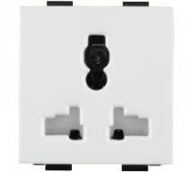 Woods 6A/10A/13A Combi sockets for all types of pins - Features, Specifications - Sockets Online India - Anchor by Panasonic