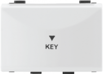 Woods 20A 30 Seconds Electronic Key Card Unit(Without Frame and plate)3 Module(Supplied Without Card) - Features, Specifications - Hospitality Range Online India - Anchor by Panasonic