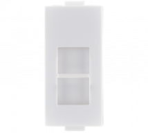 Woods Adaptor For AT &T /Lucent Cat 6 With Shutter - Features, Specifications - Support Module Online India - Anchor by Panasonic