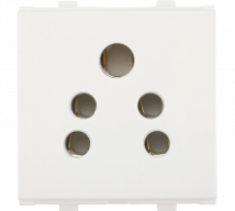 Penta Modular 6A, 2 in 1 Socket, 2M Features, Specifications - Sockets Online India - Panasonic Life Solutions India
