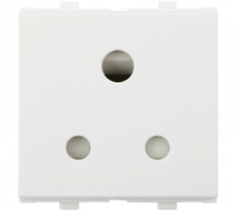 Penta Modular 6A, 3 Pin Socket,2M - Features, Specifications - Sockets Online India - Anchor by Panasonic