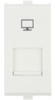 Penta Modular Computer Jack RJ45 (Cat 5e), 1M - Features, Specifications - Communication & Data Socket Online India - Anchor by Panasonic
