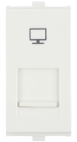 Penta Modular Computer Jack RJ45 (Cat 6), 1M - Features, Specifications - Communication & Data Socket Online India - Anchor by Panasonic