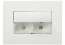 Penta Modular Foot Light LED Based with 3M plate (Cool Day Light) Features, Specifications - Support Modules Online India - Panasonic Life Solutions India