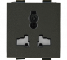 Woods 6A/10A/13A Combi Sockets For All Types of Pins Features, Specifications - Sockets Online India - Panasonic Life Solutions India