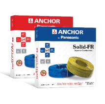 Anchor Export Range Cables, Wires & Tapes Online in India - Panasonic Life Solutions India
