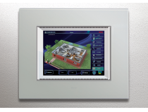 "Domina plus(AVE) 5.7"" Colour LCD  touch screenHome Automation - Features, Specifications Online India - Anchor by Panasonic"