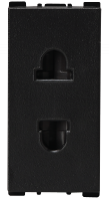 Vision (Panasonic) 10A, 2 Pin,  1 Module F/R  Socket - Features, Specifications - Sockets Online India - Anchor by Panasonic