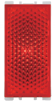 Vision (Panasonic) 250V 1 Module LED Indicator (Red) - Features, Specifications - Fan Regulators & Accessories Online India - Anchor by Panasonic