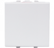Vision (Panasonic) 16AX,250V, 1 Way,2 Module Switches  - Features, Specifications - Switches Online India - Anchor by Panasonic