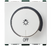 Vision (Panasonic) 650W, 240V, 2 Module Dimmer - Features, Specifications - Fan Regulators & Accessories Online India - Anchor by Panasonic
