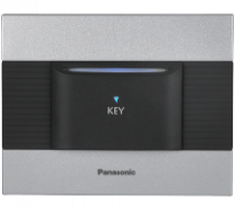 Vision (Panasonic) 3 Module Keycard Switch  - Features, Specifications - Hospitality Series Online India - Anchor by Panasonic