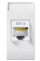 AVE RJ 45 Information Outlet Cat 6 - Features, Specifications - Domus Online India - Anchor by Panasonic