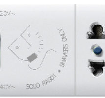 AVE Shaver Socket With Transformer - Features, Specifications - Domus Online India - Anchor by Panasonic