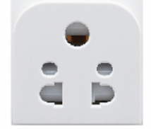 AVE 10A, Multi Socket 5 PinFeatures, Specifications - Domus Online India - Anchor by Panasonic