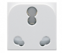 AVE 10A/16A, Twin Socket - Features, Specifications - Domus Online India - Anchor by Panasonic