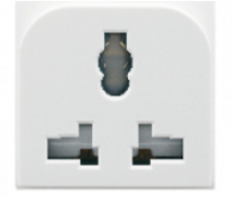 6A/10A113A, Combi Socket for all Plugs