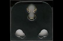 10A/16A Twin Socket