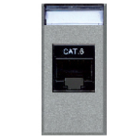 AVE RJ 45 Information outlet Cat 6 - Features, Specifications - Allumia Online India - Anchor by Panasonic