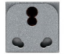 AVE 10A/16A Twin socket  - Features, Specifications - Allumia Online India - Anchor by Panasonic