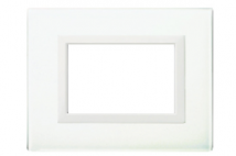 AVE Glass Clear White - BL  - Features, Specifications - Plates Online India - Anchor by Panasonic