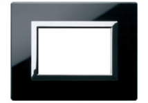 AVE Glass Clear Absolute Black - NAL - Features, Specifications - Plates Online India - Anchor by Panasonic