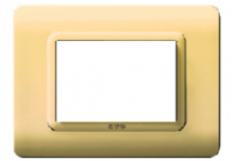 Domina plus(AVE) Polished Brass - OT  cover plate  Home Automation - Features, Specifications Online India - Panasonic Life Solutions India