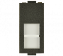Woods Adaptor for AT&T/Lucent Cat 6 with shutter Features, Specifications - Support Module Online India - Panasonic Life Solutions India