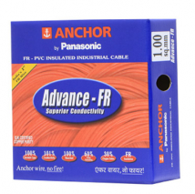Building Wire: Advance FR (Flame Retardant) Wire Online in India - Anchor by Panasonic