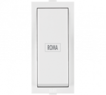 Roma Roma White, 10AX, 1Way  Switch with Fan Mark Features, Specifications - ROMA CLASSIC SWITCHES Online India - Panasonic Life Solutions India